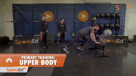 Primary Training For Esports: Upper Body Strength 2