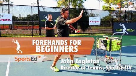 Forehands For Beginners