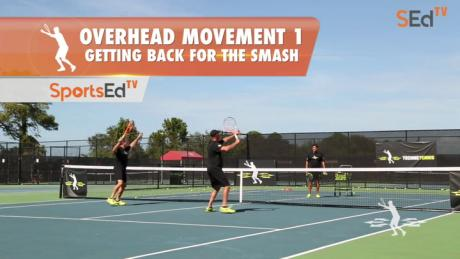 Overhead Movement 1 / Getting Back For The Smash
