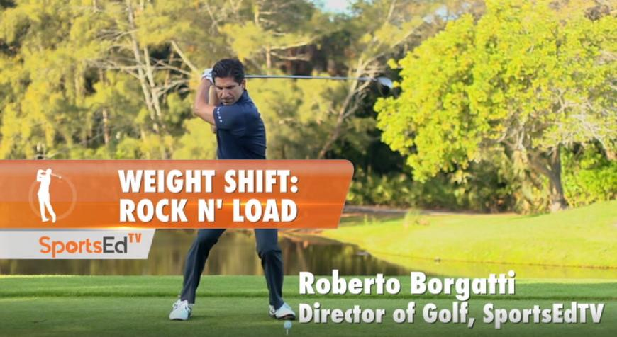 Weight Shift: Rock 'n Load Drill
