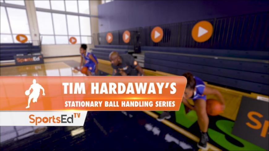 Basic Ball Handling Movements (without Dribble)