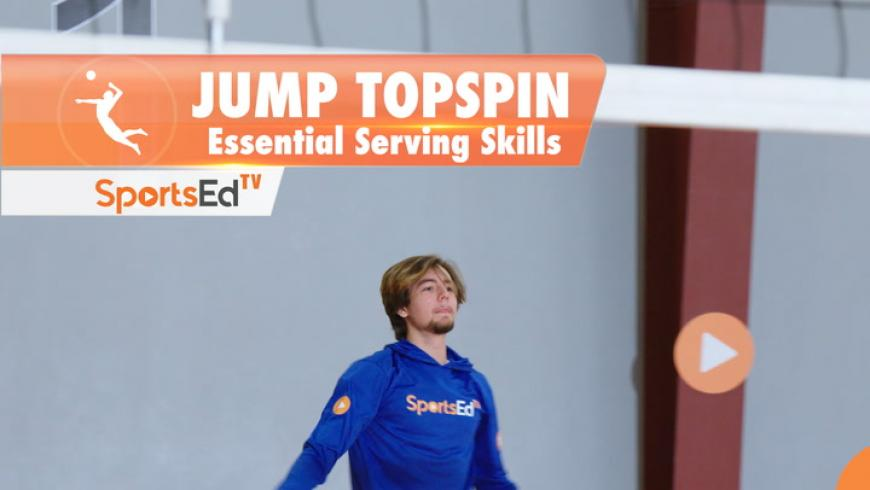 THE JUMP TOPSPIN