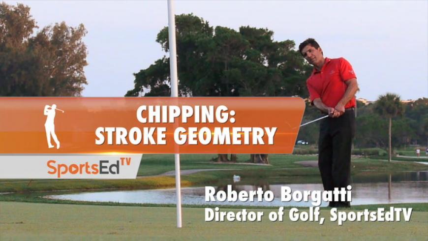 Chipping: Stroke Geometry