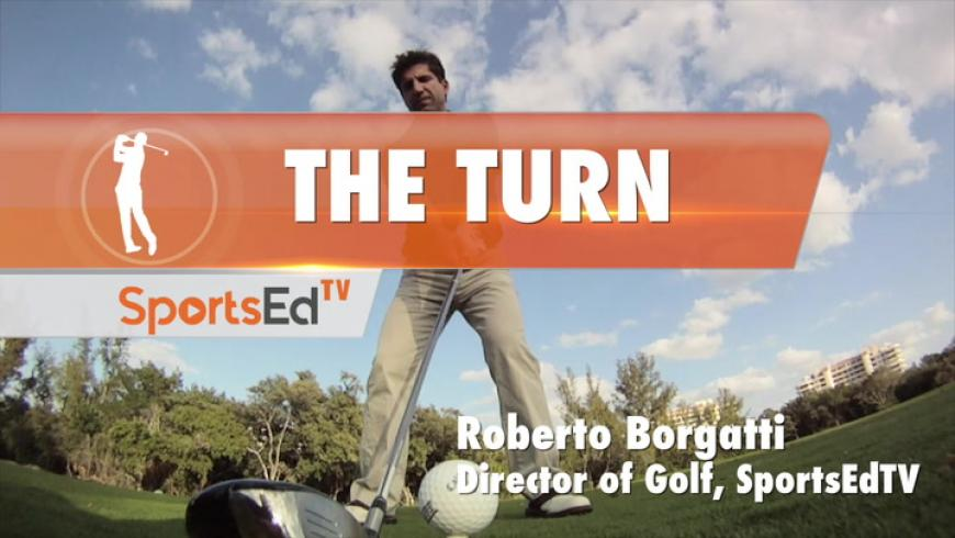 The Turn: Learning Proper Rotation
