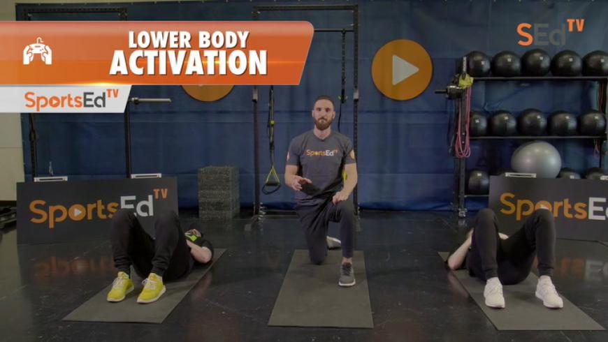 Lower Body Activation: Preparing to Win at Esports 2