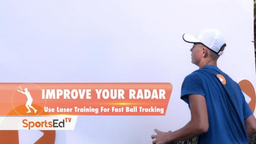 IMPROVE YOUR RADAR - Use Laser Training For Fast Ball Tracking