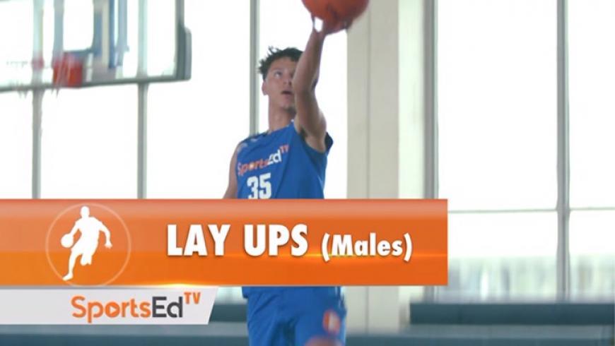 Lay-Ups (Male)