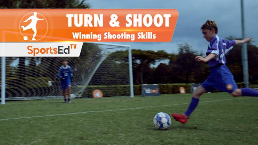 TURN & SHOOT - Winning Shooting Skills • Ages 10-13