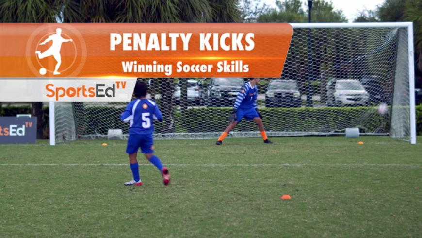 PENALTY KICKS - Winning Soccer Skills • Ages 10-13