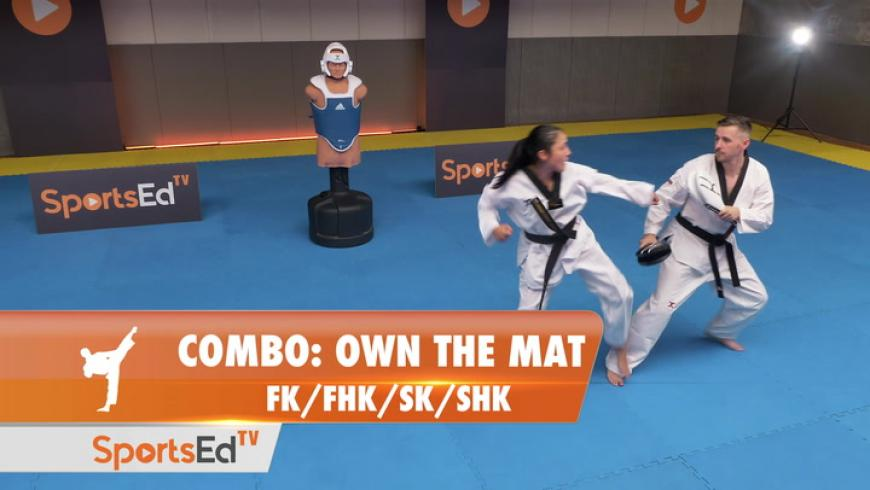 COMBO - Own The Mat (FK/FHK/SK/SHK)