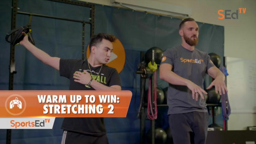 Warm Up To Win: Stretching To Improve Esports Performance 2