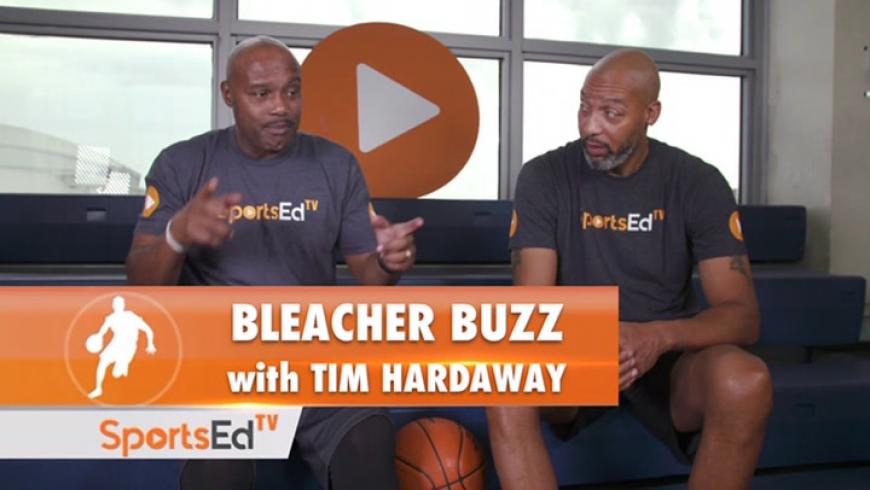 Bleacher Buzz With Tim Hardaway
