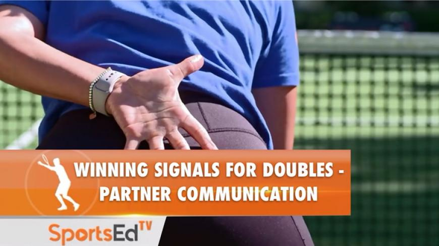 DOUBLES WINNING SIGNALS