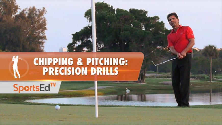 Chipping & Pitching: Precision Drills