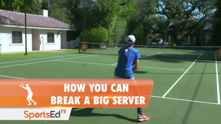 HOW TO BREAK A BIG SERVER