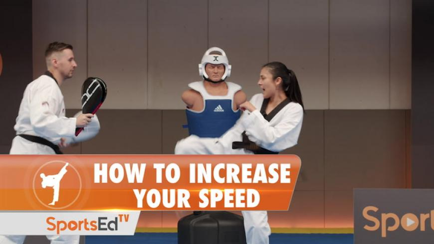 HOW TO INCREASE YOUR SPEED
