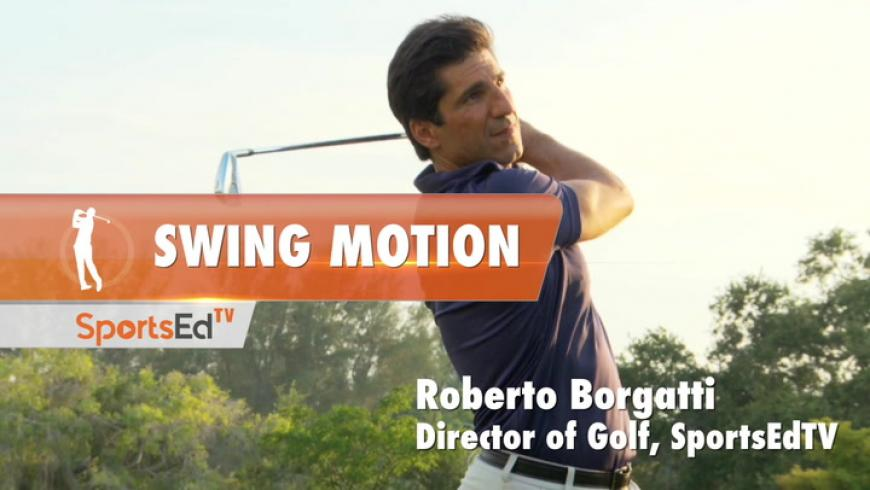 Learning The Swing Motion