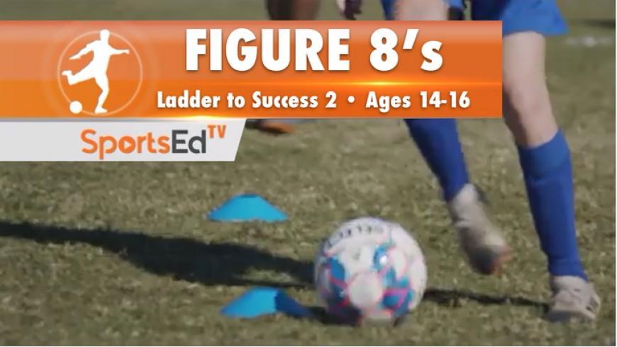 FIGURE 8 - Winning Foot Skills 2 •Ages 14-16