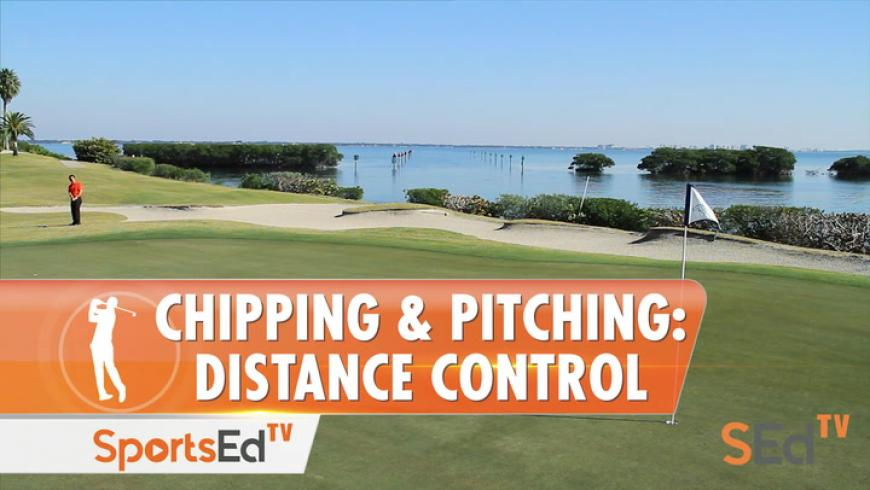 Chipping & Pitching: Distance Control Drill