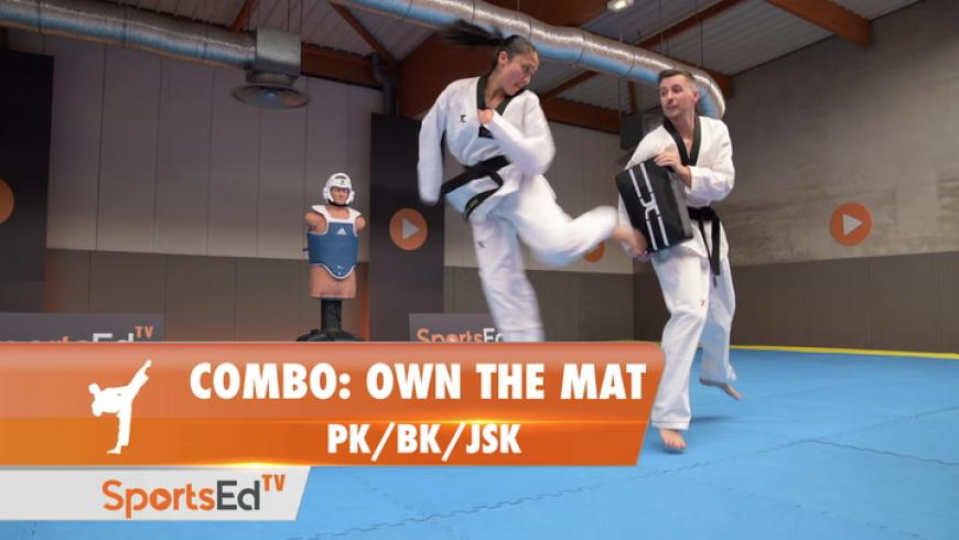 COMBO - Own The Mat (PK/BK/JSK)