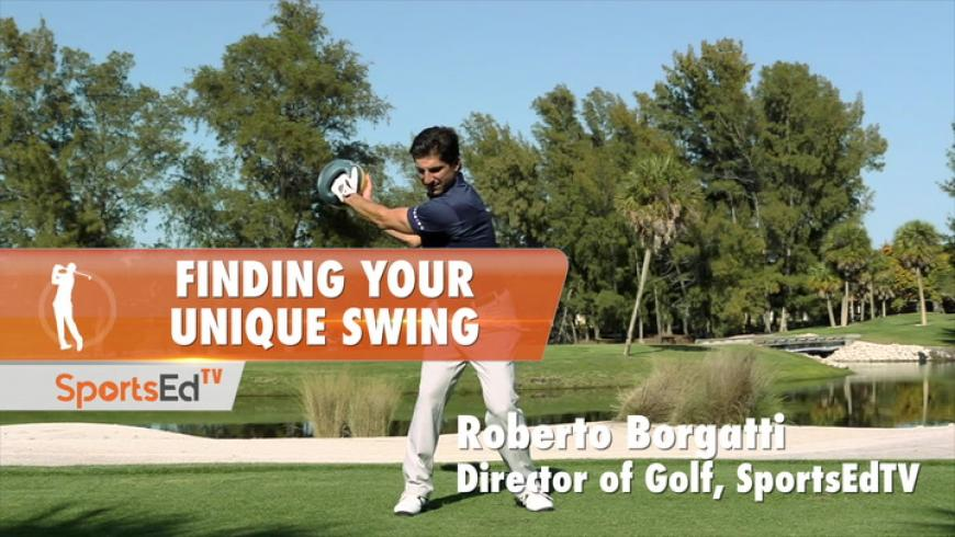 Finding Your Unique Swing