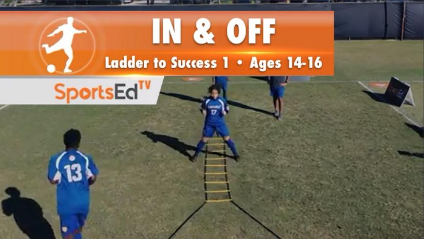 IN & OFF - Ladder To Success 1 •Ages 14-16