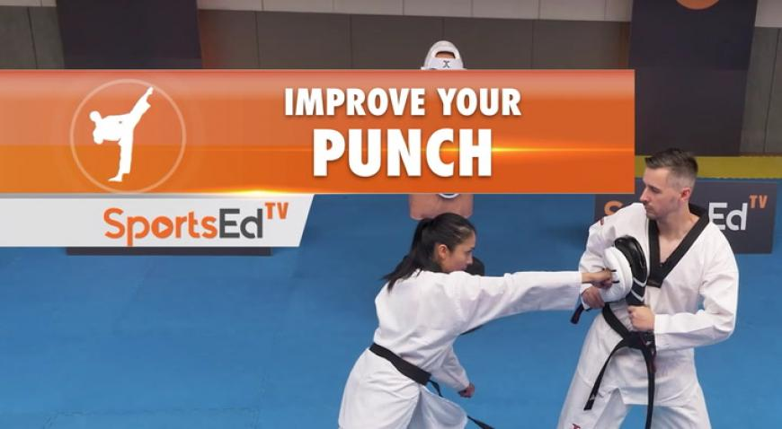HOW TO IMPROVE YOUR PUNCH